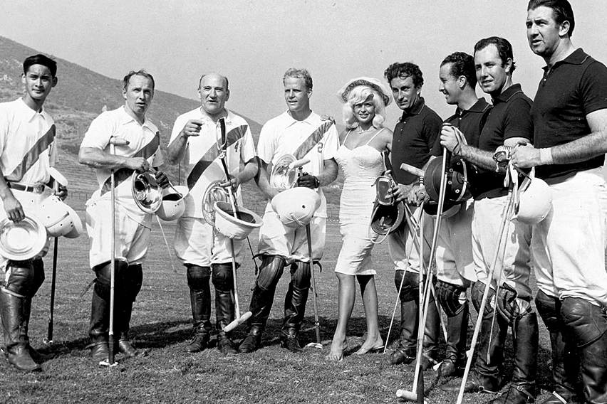 THE HISTORY OF POLO