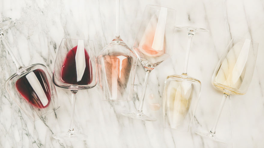 Deconstructing Rosé:  